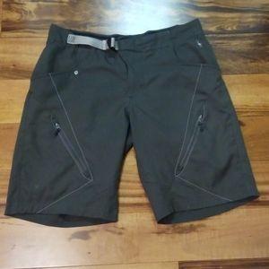 "Smartwool 11"" Merino Wool Lined Shorts"